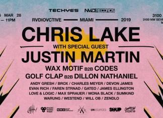 RVDIOVCTIVE Miami 2019 Lineup