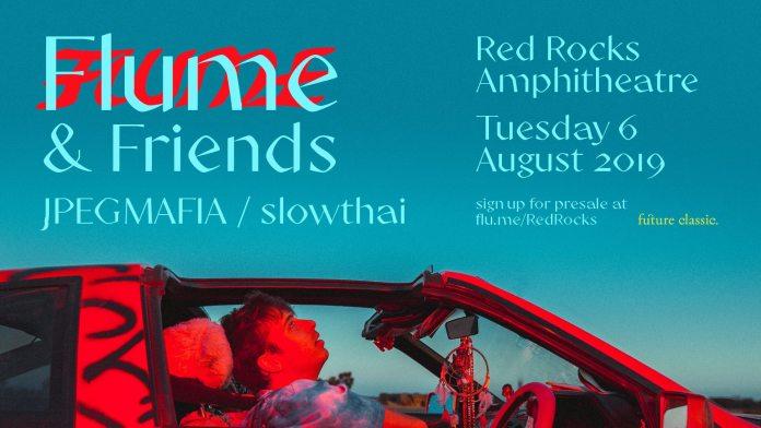 Flume & Friends Red Rocks