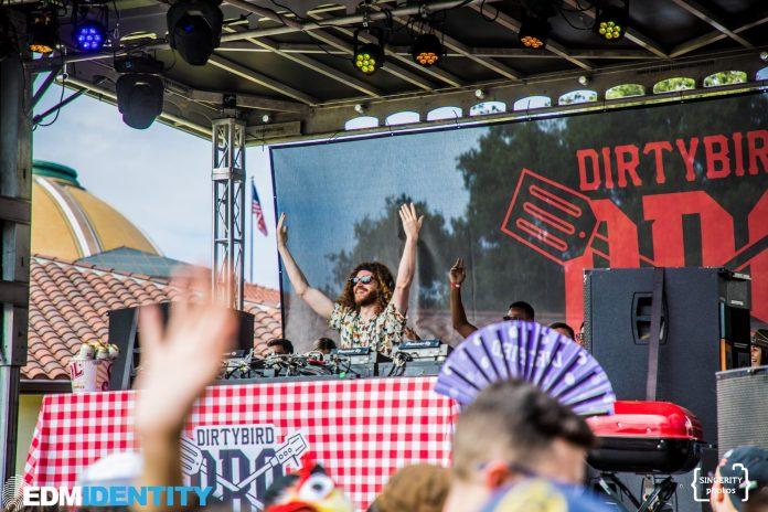 Dirtybird BBQ 2019 Los Angeles Justin Jay