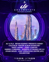 Dreamstate SoCal 2019 Lineup Announcement 1