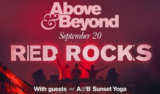 A&B Red Rocks flier