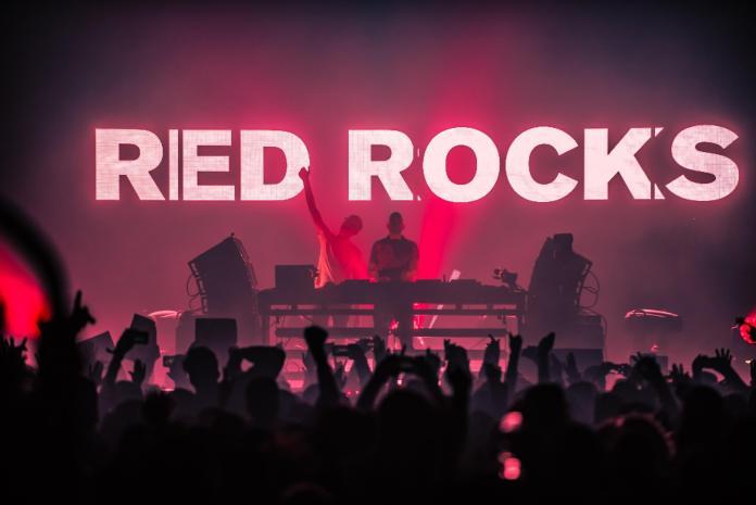 Above & Beyond Red Rocks