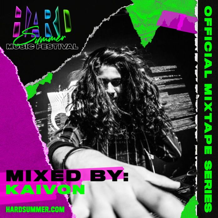 HSMF19 Official Mixtape Series: Kaivon
