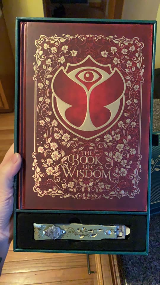Tomorrowland Book of Wisdom