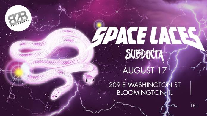 Win Tickets and a Meet & Greet with SubDocta & Space Laces at the