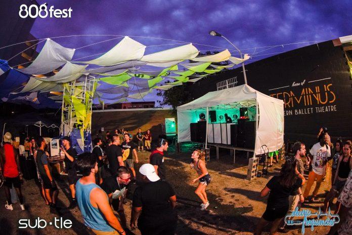 Subtle Events Warehouse/Block Party