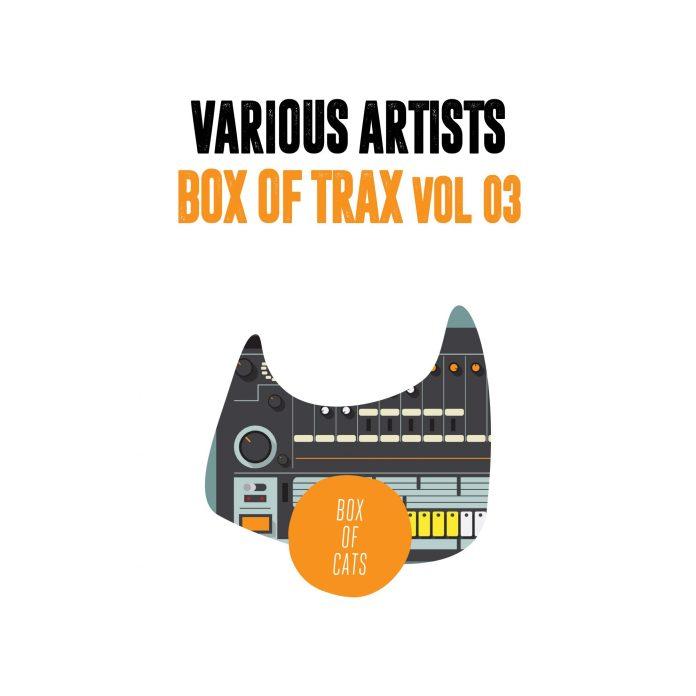 Box of Trax Vol. 03