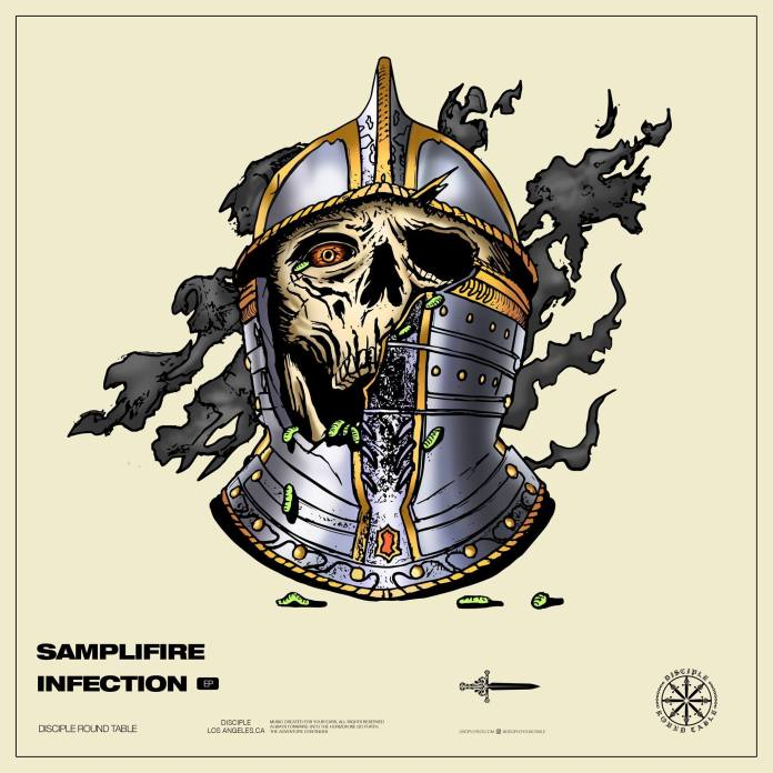 Samplifire - Infection EP
