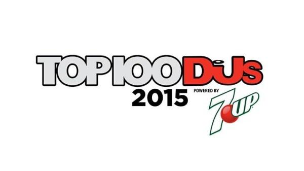 top 100 djs 2015