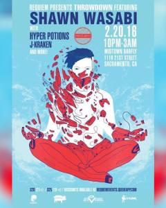 shawn wasabi poster