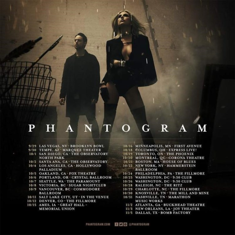 phantogram tour dates