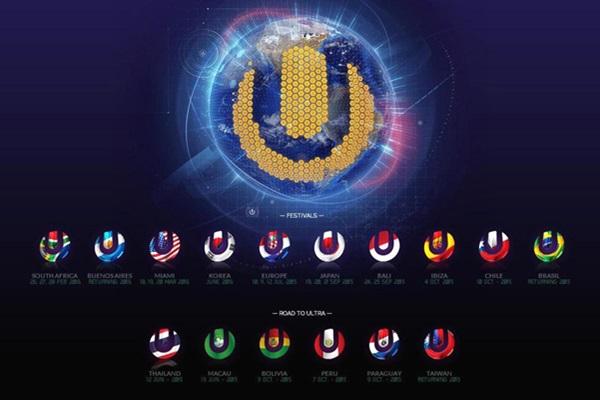 ultra worldwide 2016 destinations