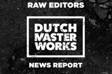 raw editors dutch master works news report