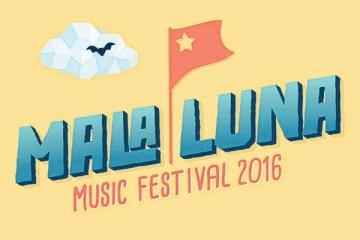 mala luna full lineup