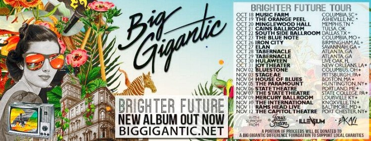 Big Gigantic Tour
