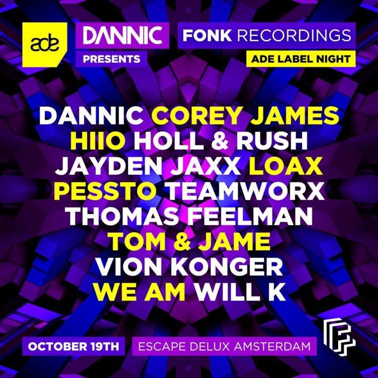 Fonk Recordings Showcase