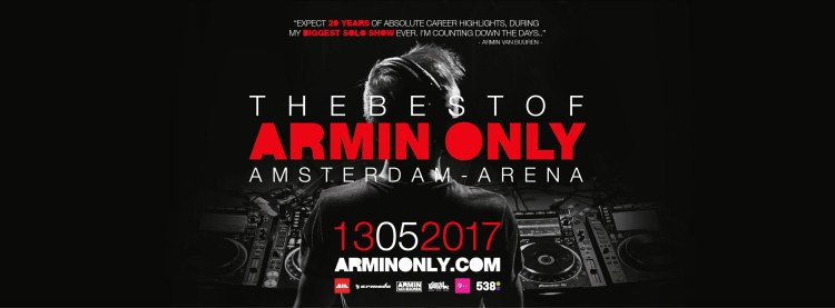 The Best Of Armin Only Concert