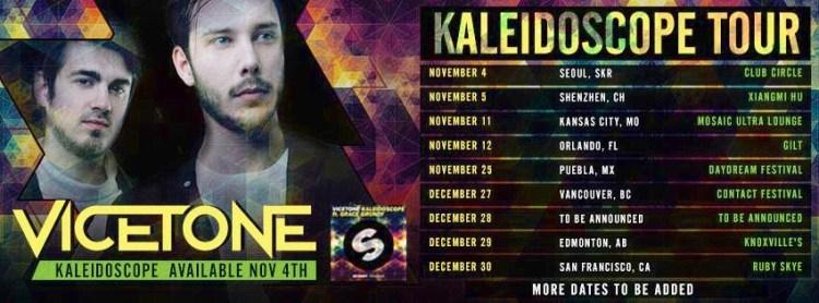 vicetone tour dates