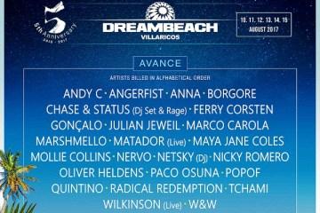 dreambeach festival 2017