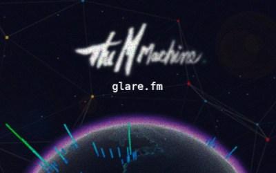 the m machine glare