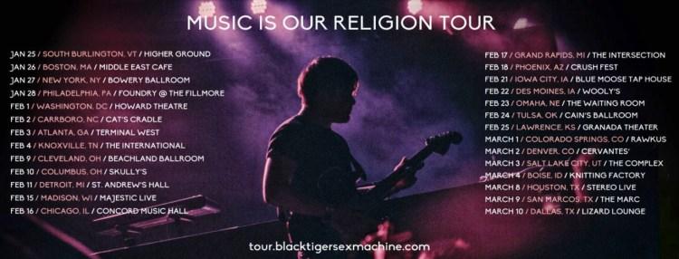 Dabin Tour