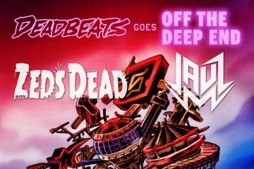 deadbeats goes off the deep end