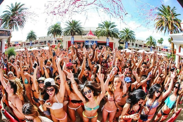 summer splash las vegas 2017