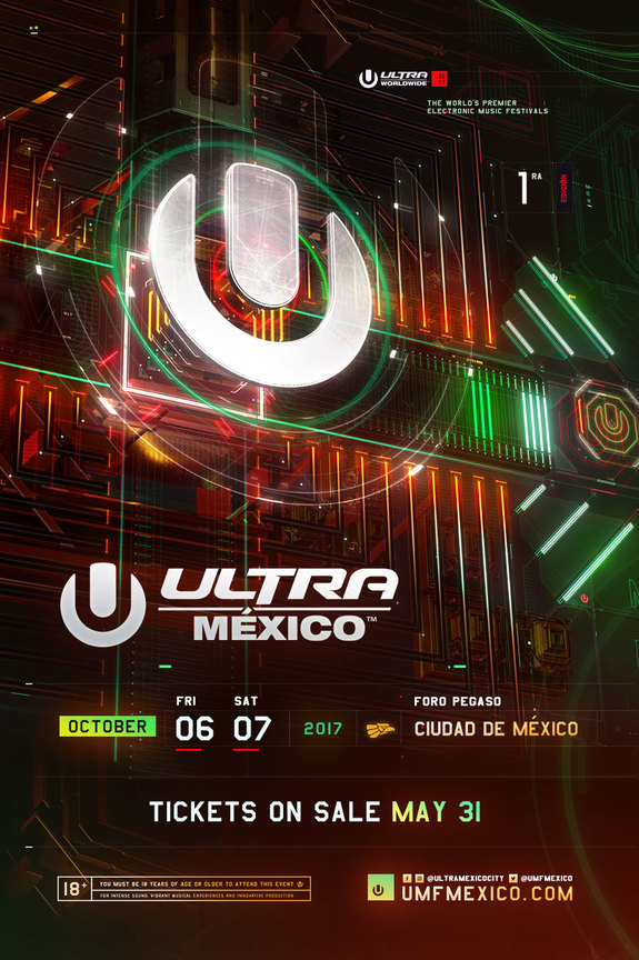 Ultra Mexico Flier