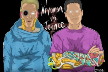kryoman get up