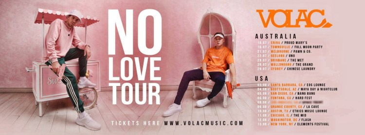 VOLAC Tour Flyer