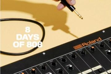 splice 8 days of 808