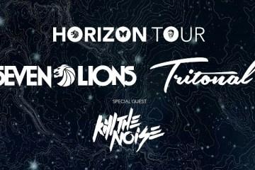 seven lions horizon tour