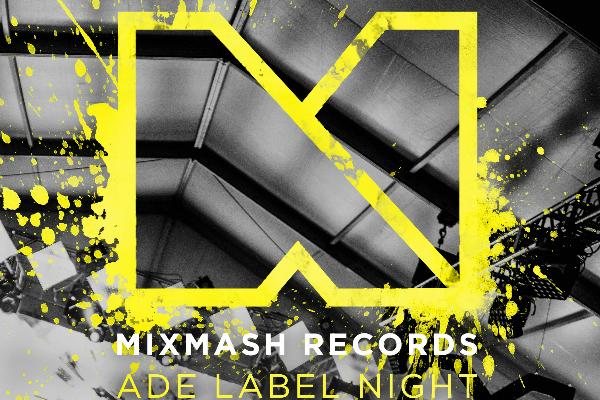 mixmash records ade label night