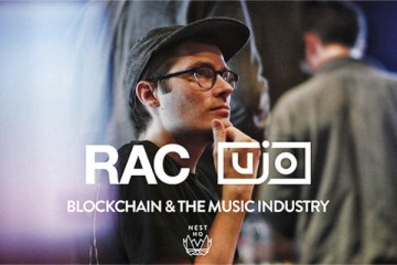 nest hq blockchain technology music industry
