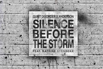 quiet disorder anderson silence before the storm