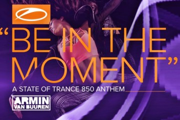 armin van buuren be in the moment