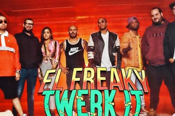 el freaky twerk it