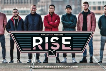mixmash records rise album
