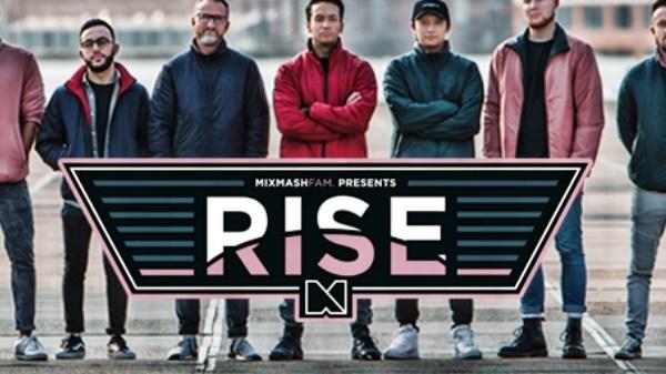 mixmash records rise album