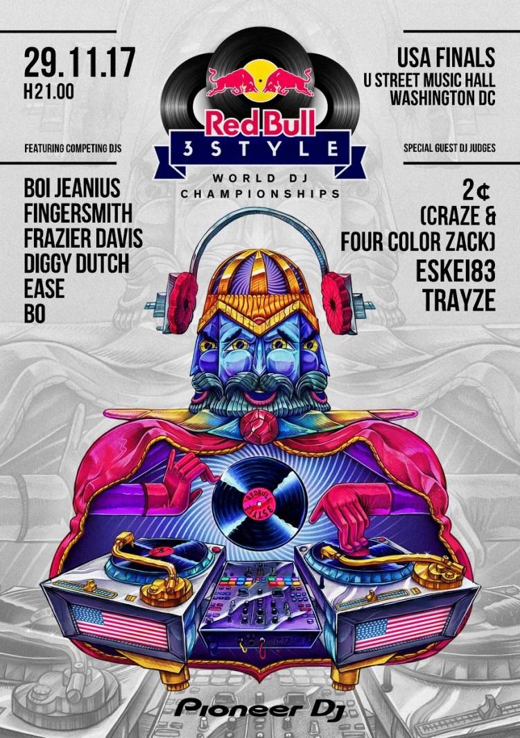 Red Bull 2017 Flyer