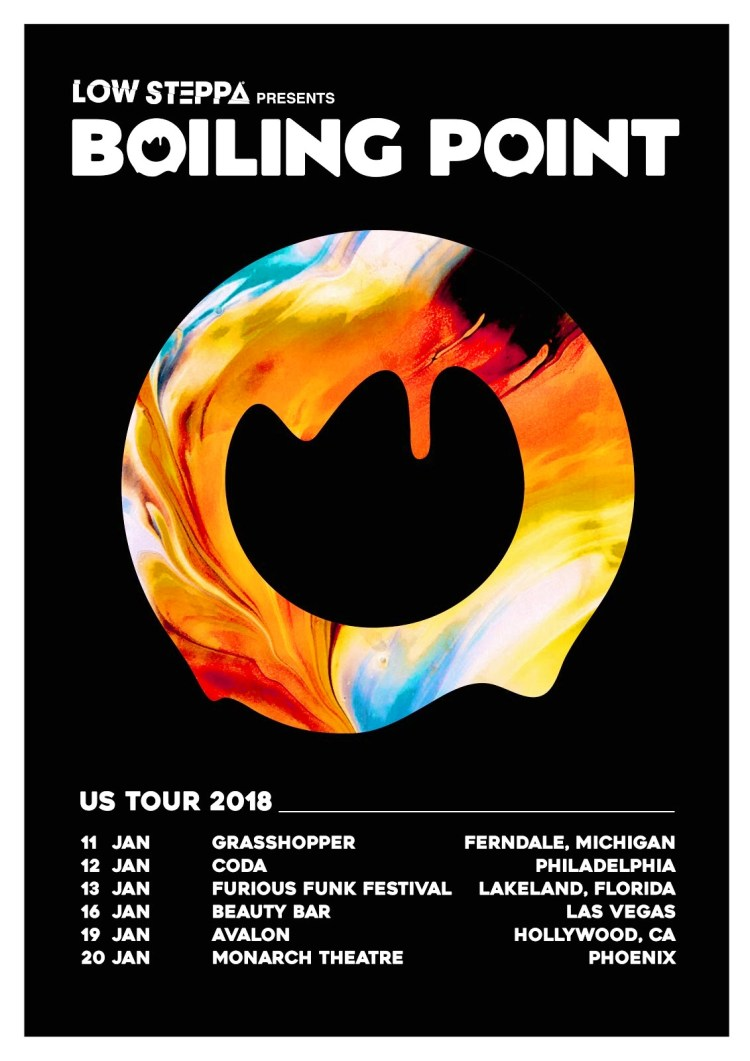 Boiling Point 2018 Flyer