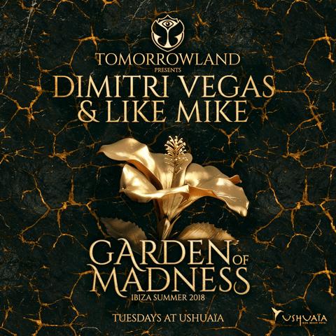 Garden of Madness 2018 Flyer
