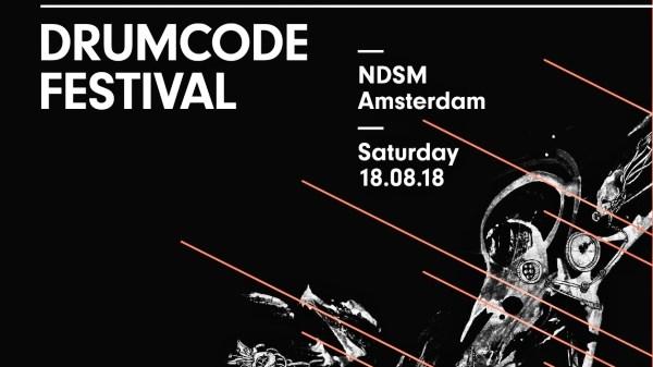 drumcode festival 2018 lineup