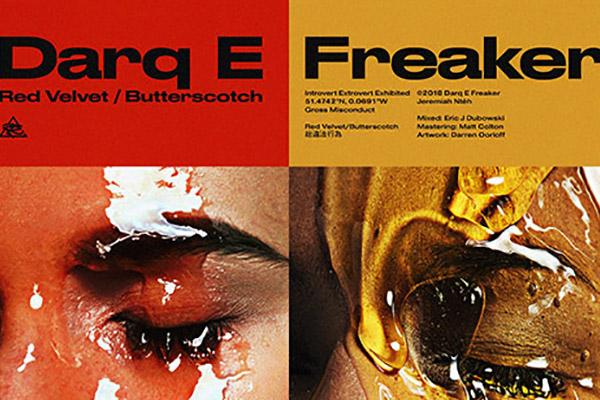 Darq E Freaker - Red Velvet/Butterscotch