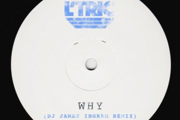 ltric why dj james ingram