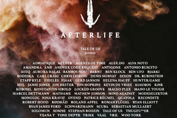 tale of us afterlife 2018 residency