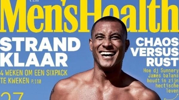 sunnery james mens health