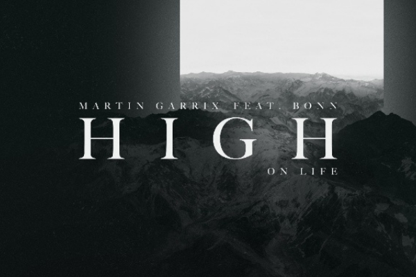 martin garrix high on life
