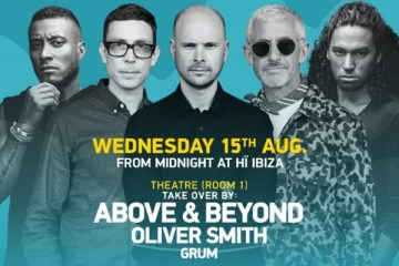 above beyond hi ibiza 2018