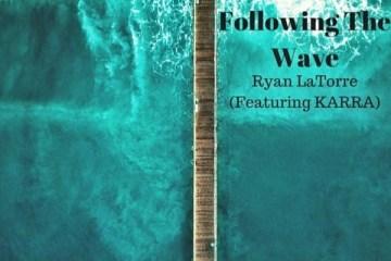 ryan latorre following the waves